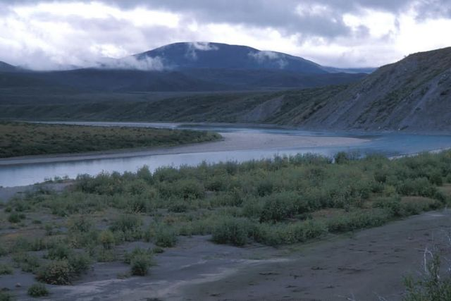 Noatak River in Summer Picture