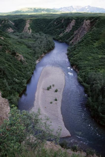Kemuk River Sandbar Picture