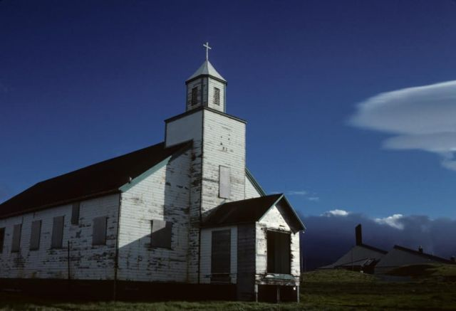 Aleutian Church Picture