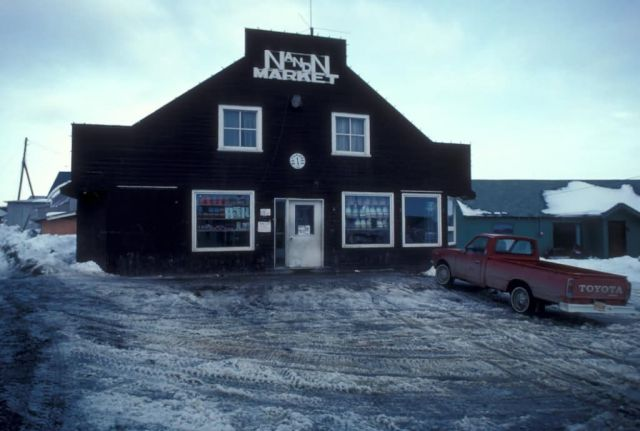 N and N Market Store in Dillingham Picture