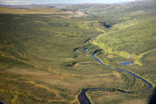 Kanuti River Picture