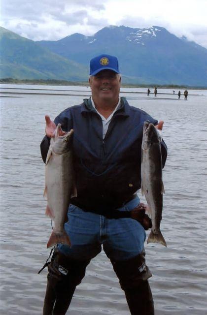 Jim Creek Silver Salmon Picture