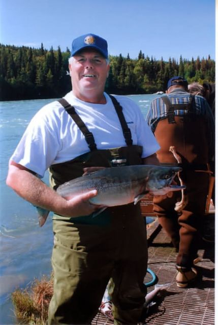 Kenai River Red (Sockeye) Picture