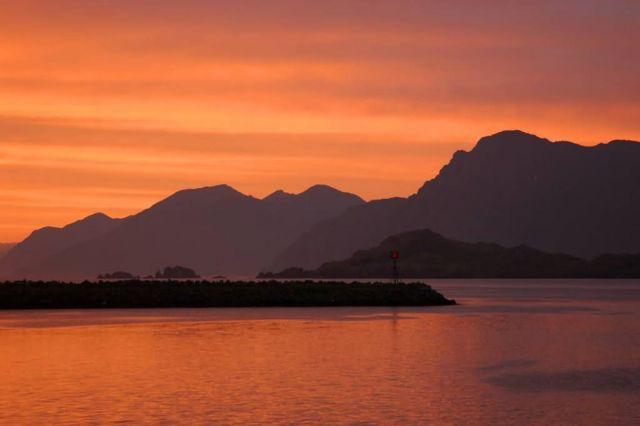 Adak, Kuluk Bay , Aleutian Islands Picture