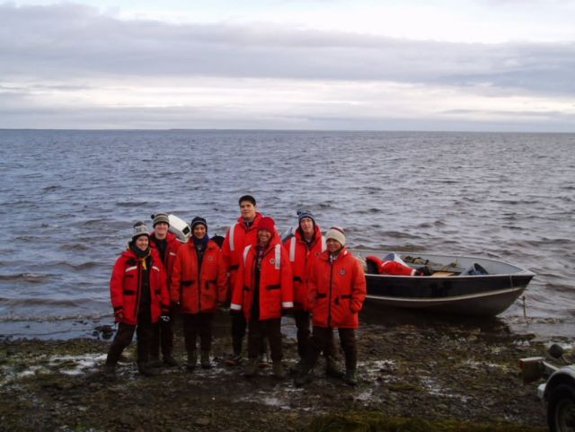 Students, Biologists, and Volunteers Heading Out for Steller's Eider Annual Banding Drive at Izembek National Wildlife Refuge Picture