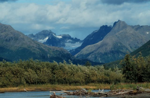 The Ahklun and Wood River Mountains Picture