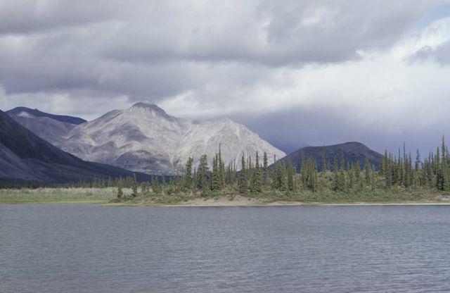 Lake in Sheenjek River Valley Picture