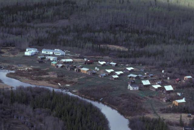 Village of Tetlin Picture