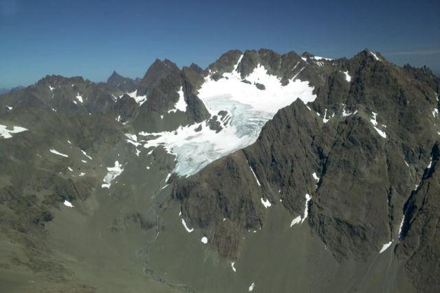 Mountain Glacier Picture