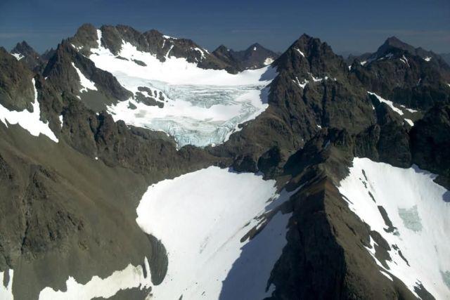 Mountain Glaciers Picture