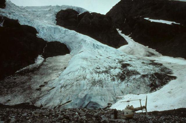 Wide Bay Glacier Picture