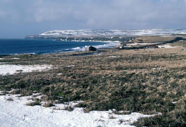 St. George Island, Zapidni Bay Picture