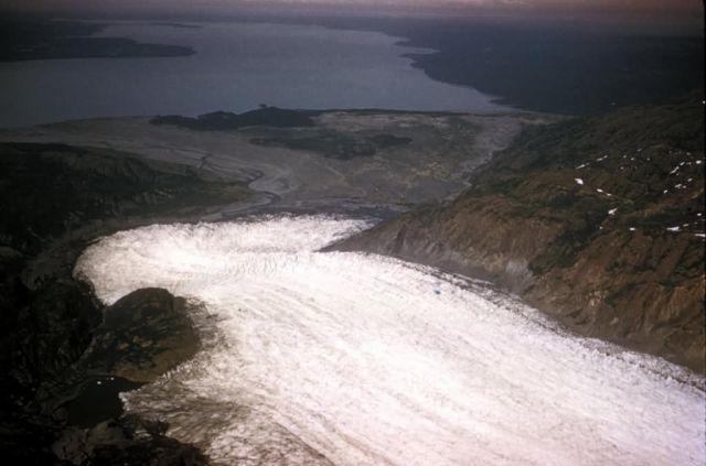 Kenai Glacier Picture