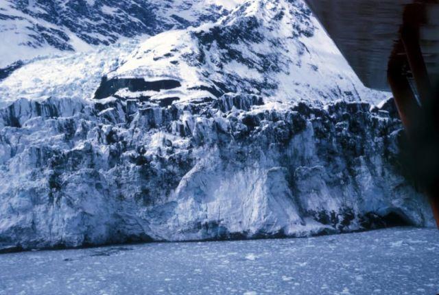 Glacier in Prince William Sound Picture