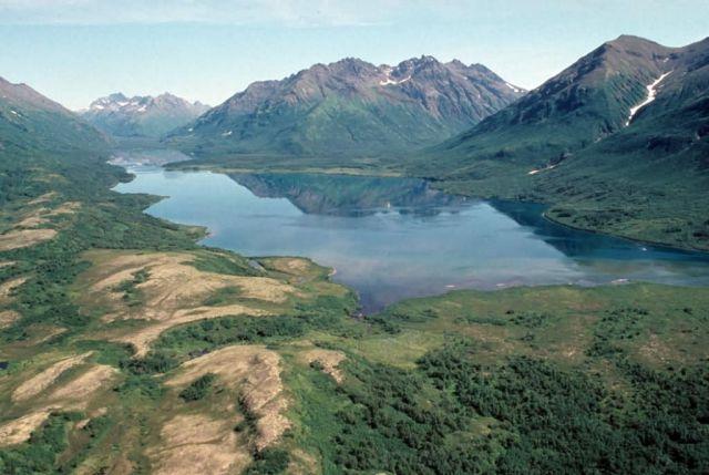 Upper Togiak Lake Picture