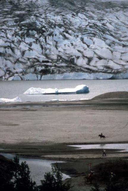 Mendenhall Glacier Picture