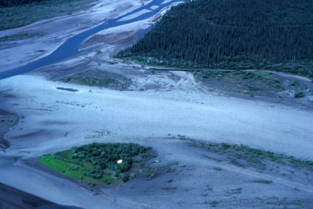 Confluence of Noatak River and Kelly River Picture