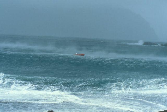 Amatuli Cove, E. Amatuli Island storm, Barren Island group Picture