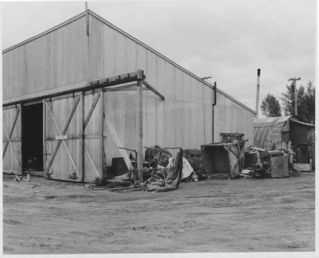 Anchorage Airplane Hangar at Lake Hood Picture