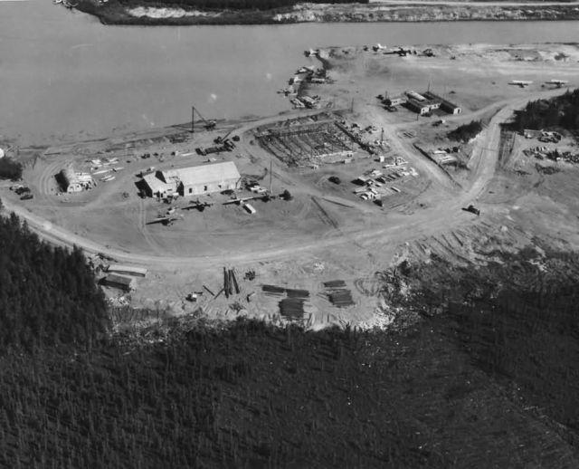 Hangar - Lake Hood, Anchorage Picture