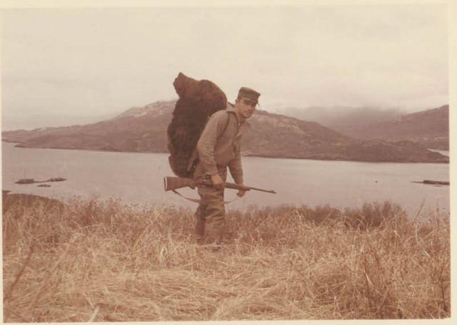 Bear Hunter on Kodiak Picture