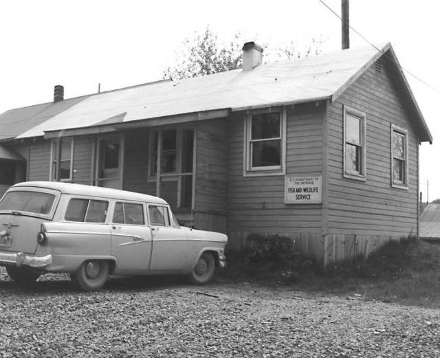 Kodiak Refuge Office Headquarters Picture