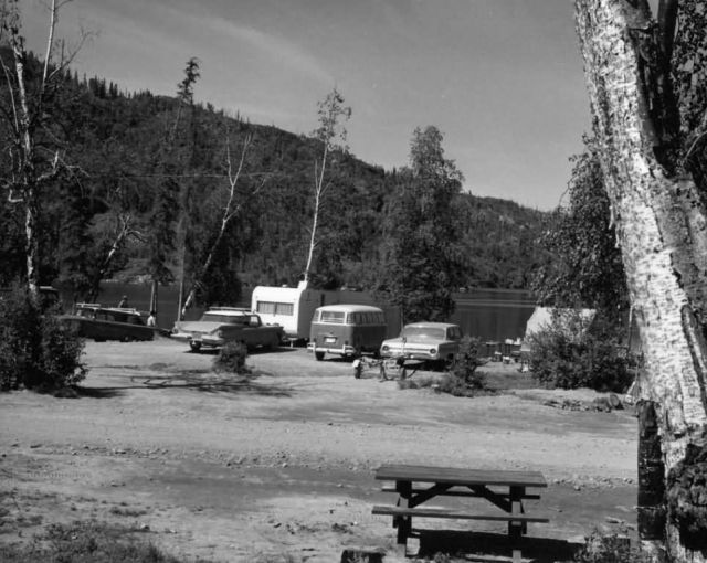 Kenai Campground Picture