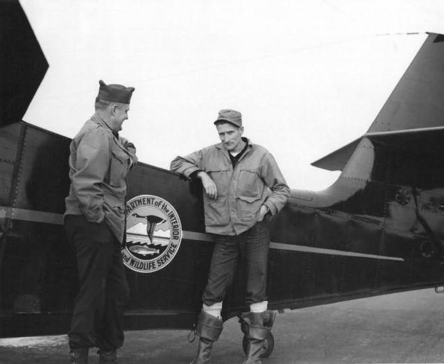 Floyd Puckett and Robert Jones Picture