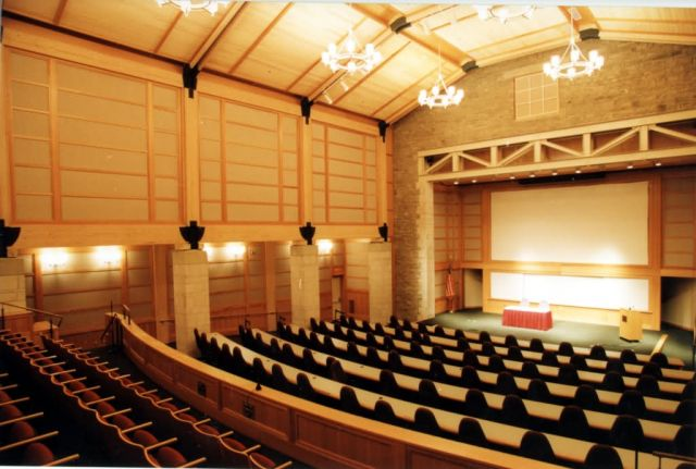 Auditorium at NCTC Picture