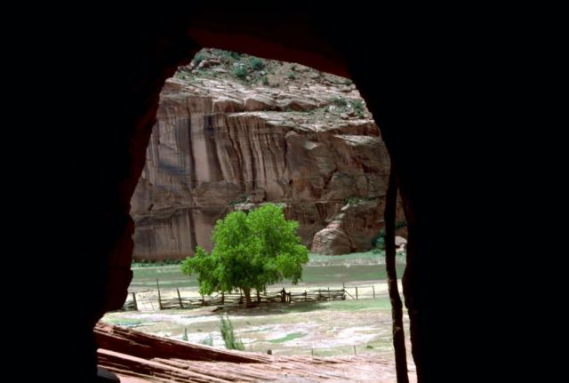 Canyon de Chelly National Monument Picture