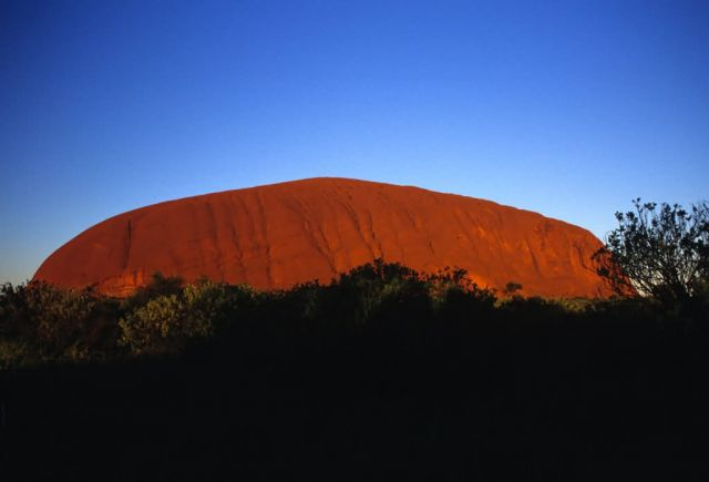 Ayers Rock (Uluru) Picture