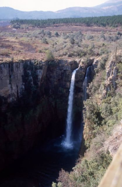 Waterfall, South Africa Picture