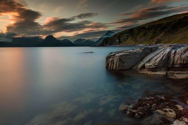 Sunset Magnificient Picture