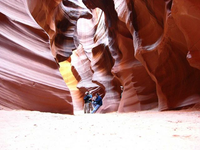 Antelope Canyon Picture