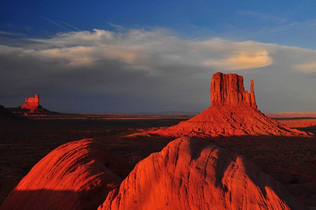 Monument Valley Navajo Tribal Park Picture