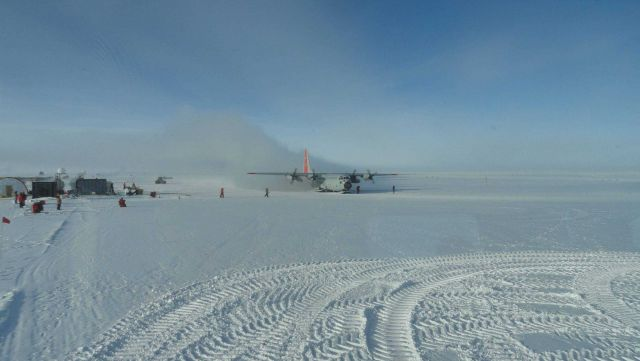 C-130 on the