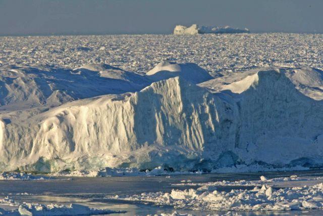 Arctic icebergs Picture