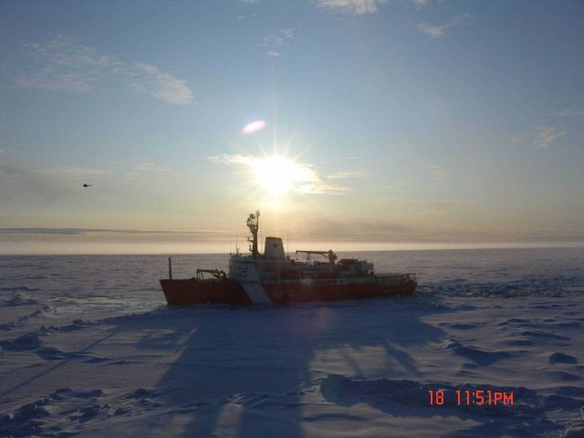 Canadian Coast Garde icebreaker LOUIS S Picture