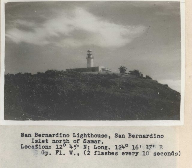 San Bernardino Lighthouse Picture