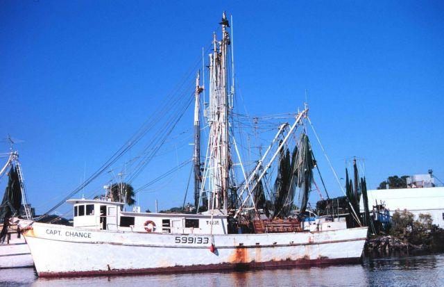 A shrimp boat Picture