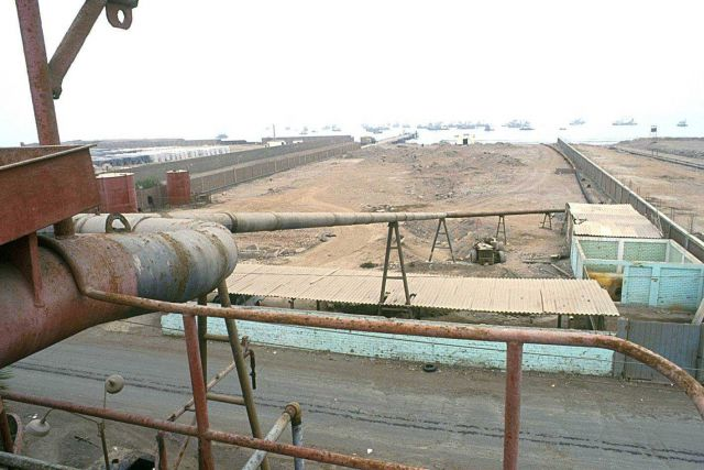 Los Ferroles fishmeal plant Picture