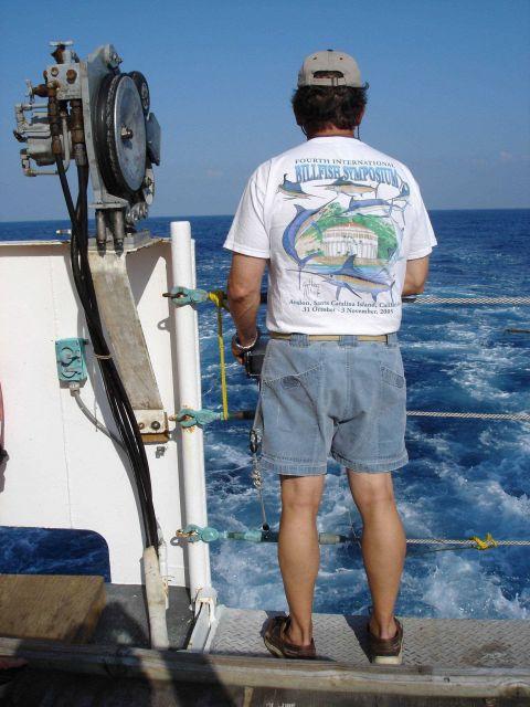 Longline fishing research on the NOAA Ship OSCAR ELTON SETTE Picture