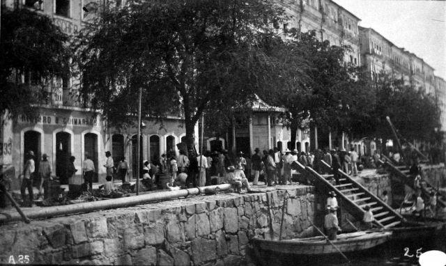 Market Place, Bahia, 1887. Picture
