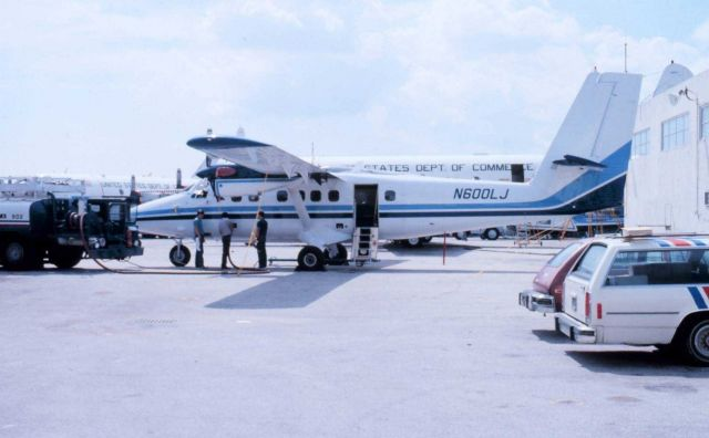 NOAA Dehavilland DHC-6-300 Twin Otter Picture