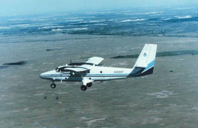 NOAA Dehavilland DHC-6-300 Twin Otter Picture