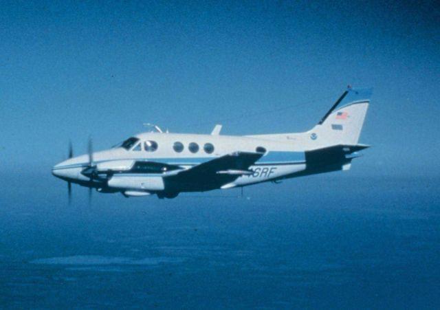 NOAA Beechcraft C90 Kingair Picture
