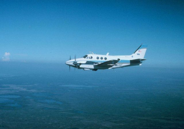 NOAA Beechcraft C90 Kingair Picture