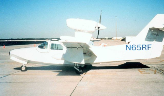 N65RF Aircraft Picture