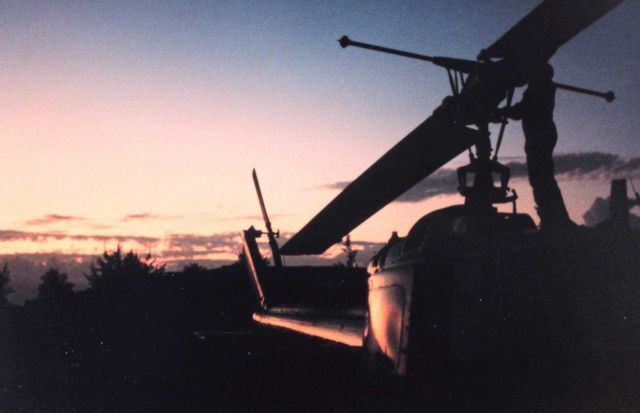 Helicopter Operations Picture