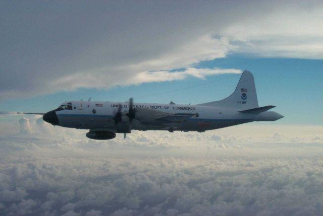 NOAA P-3